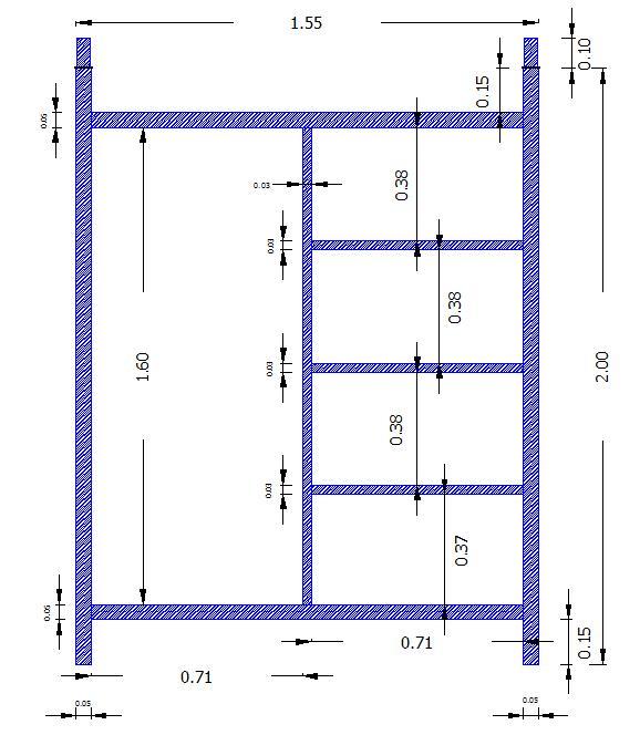 Dimensiones andamios azul andamios en morelia cel 4431282553 - Precio de andamios ...
